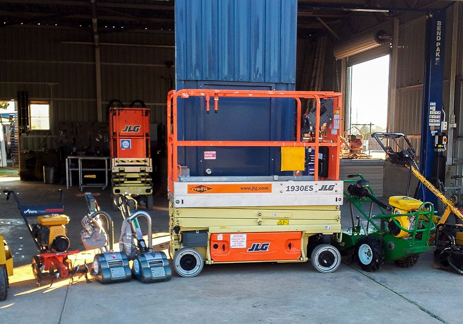 Scissor Lift  - Scissor Lift and equipment for hire